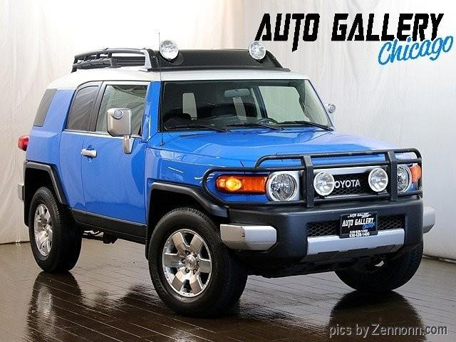 Picture of '07 Toyota FJ Cruiser Offered by  - OTDA