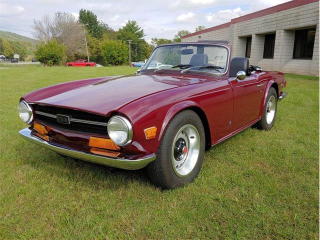 Picture of 1969 Triumph TR6 located in Cookeville Tennessee Offered by  - OTE5