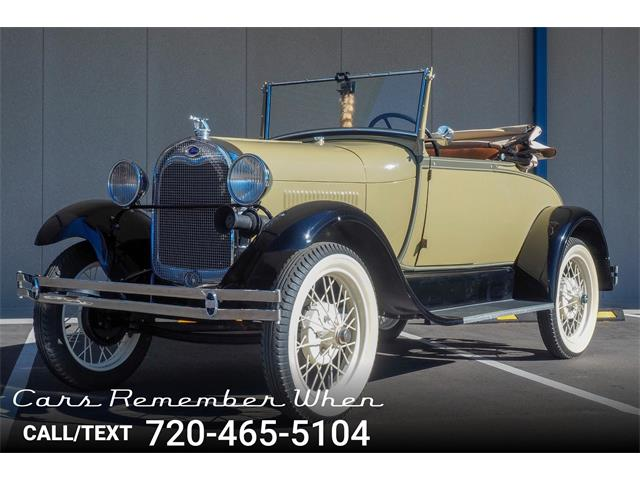 Picture of Classic 1928 Model A located in Colorado - ONY8