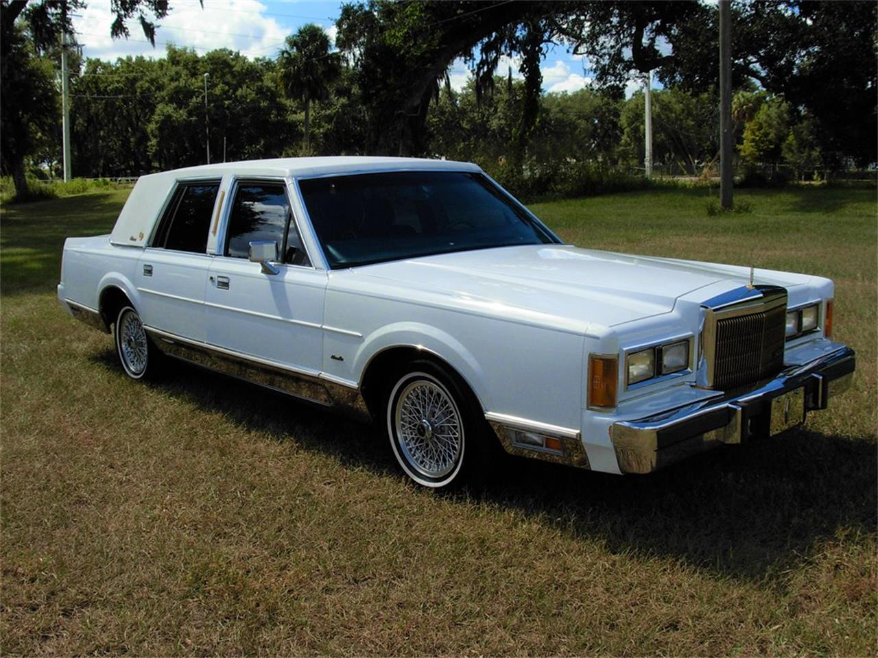 1989 Lincoln Town Car For Sale Classiccars Com Cc 1157875
