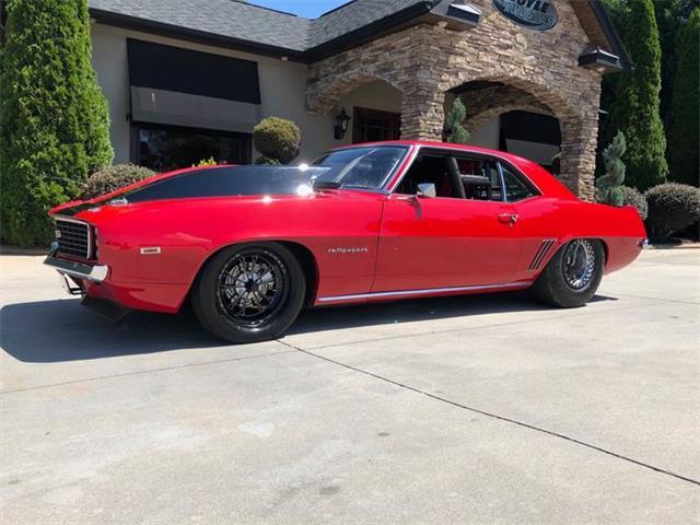 Picture of Classic '69 Camaro - $89,900.00 - OTFG