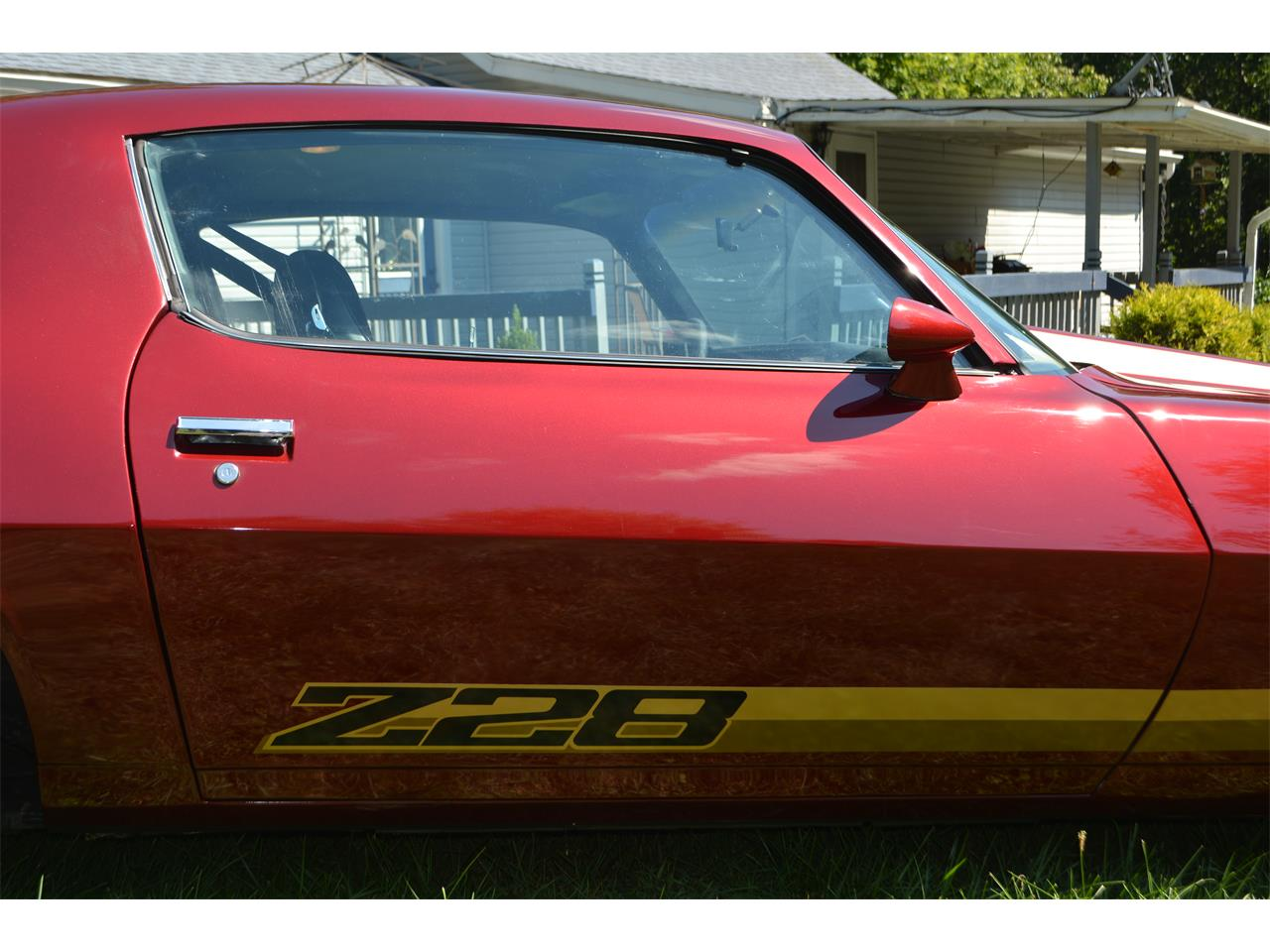 Large Picture of '79 Chevrolet Camaro Z28 - $17,500.00 Offered by a Private Seller - OTFP