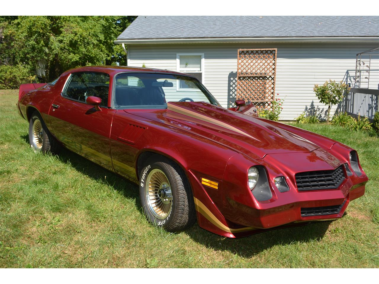Large Picture of 1979 Camaro Z28 located in Greenville Pennsylvania Offered by a Private Seller - OTFP