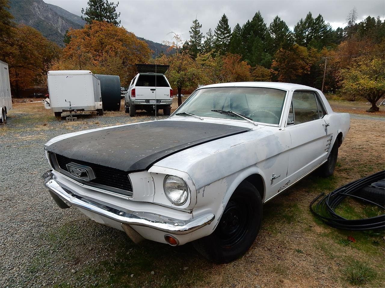 Large Picture of Classic '65 Mustang - $3,500.00 Offered by a Private Seller - OTG6