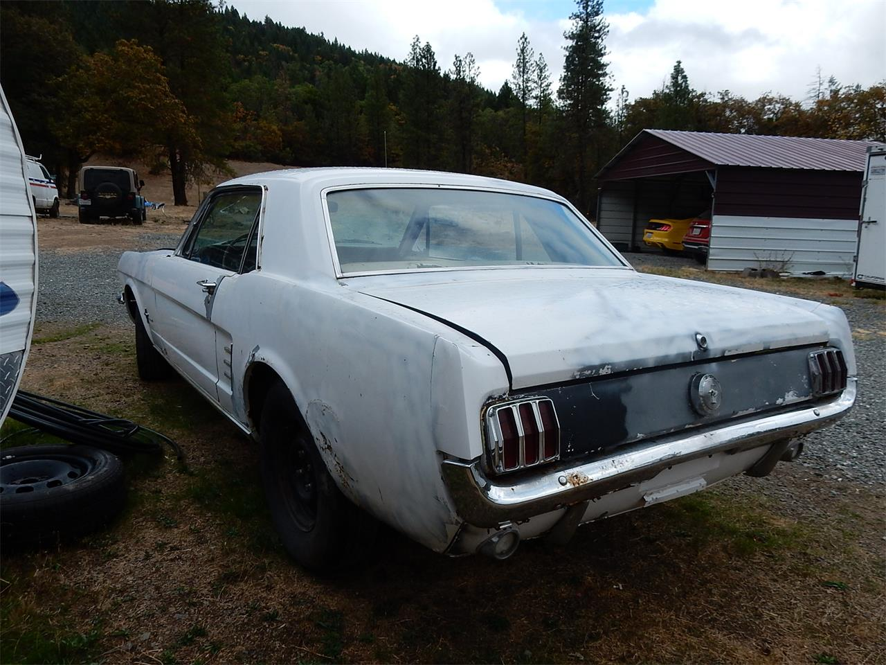 Large Picture of '65 Ford Mustang - $3,500.00 - OTG6