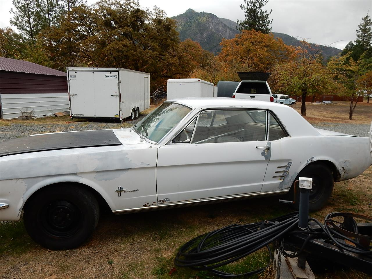 Large Picture of 1965 Mustang located in Willow Creek California Offered by a Private Seller - OTG6