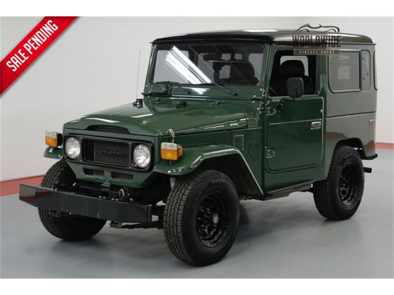 1979 Toyota Land Cruiser Fj40 For Sale Cc 1157925 1960 Large Picture Of 79 Otgl