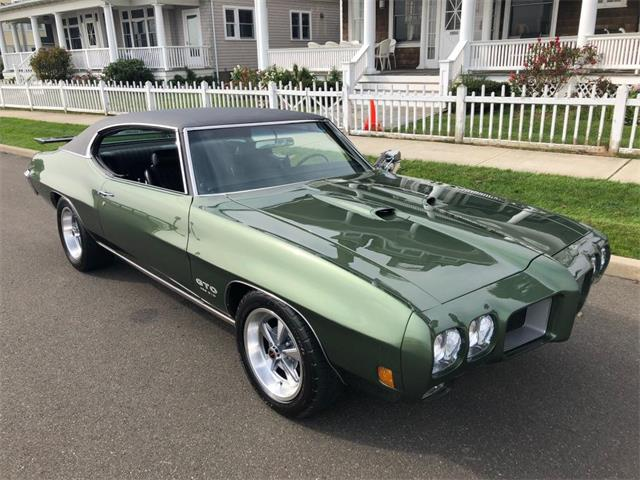 Picture of Classic 1970 GTO - ONYH