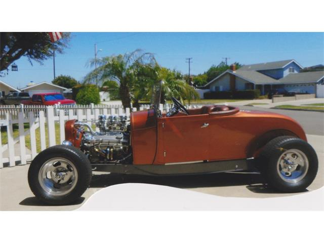 Picture of Classic '29 Roadster located in California - OTJ1