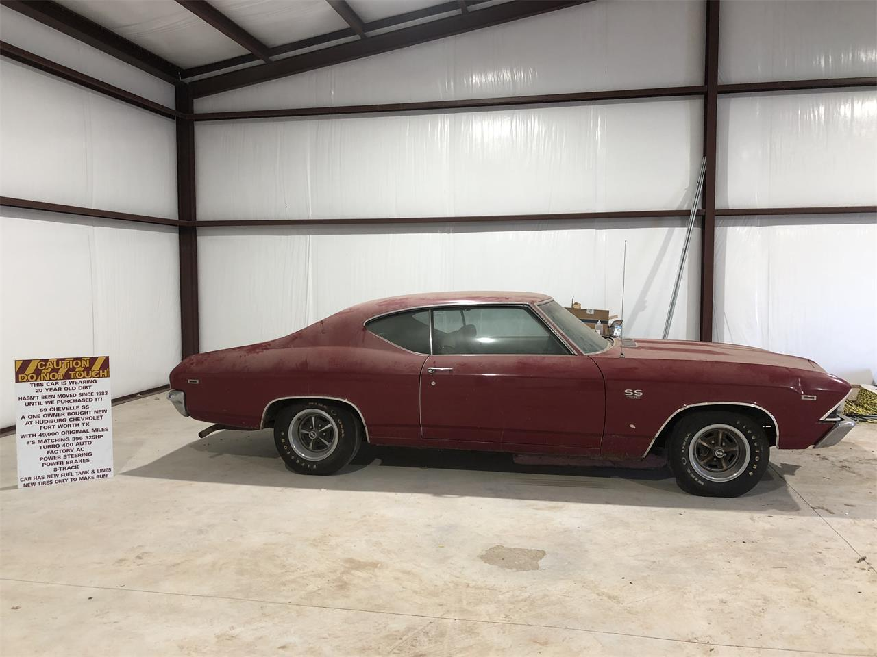 Large Picture of '69 Chevelle - OTJQ