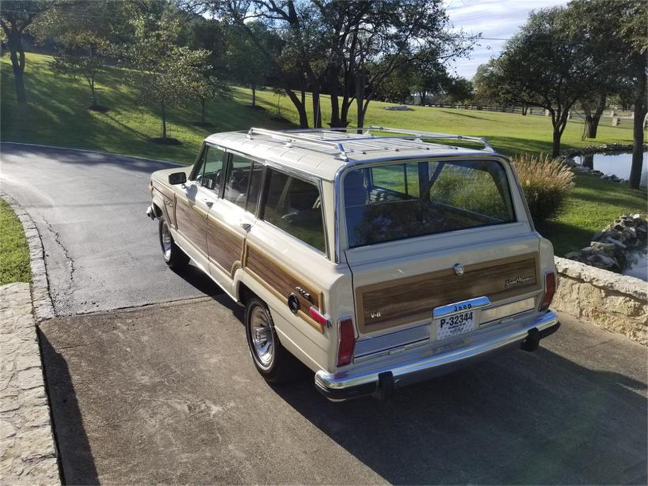 Large Picture of '87 Grand Wagoneer - OTJS