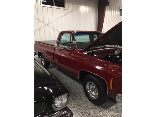 Picture of 1974 Chevrolet C10 located in Ohio - $24,900.00 Offered by  - OTJW