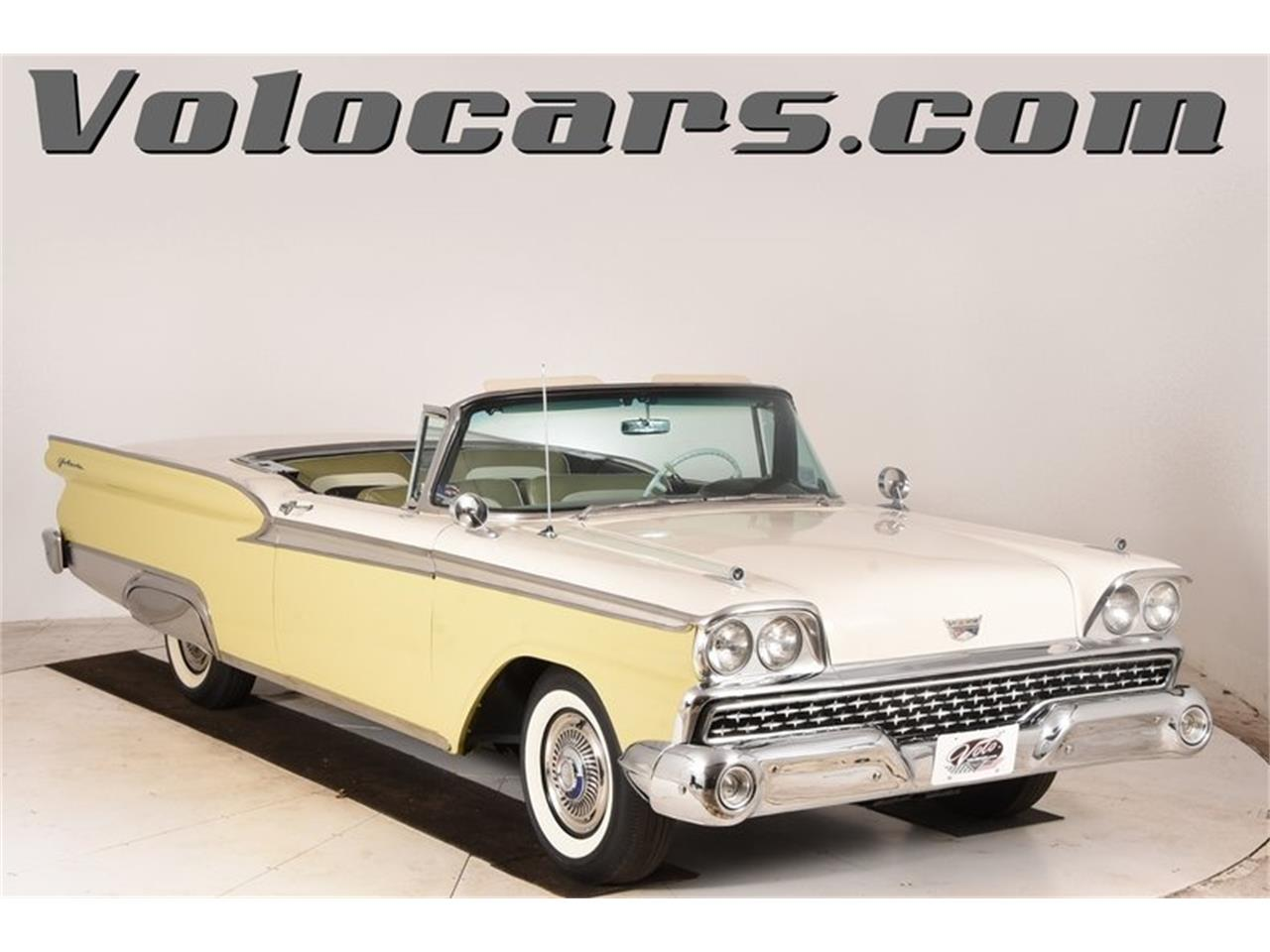 Large Picture of Classic 1959 Fairlane located in Illinois - $42,998.00 - OTK2
