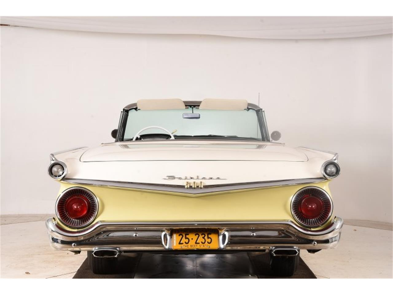 Large Picture of 1959 Ford Fairlane located in Illinois Offered by Volo Auto Museum - OTK2