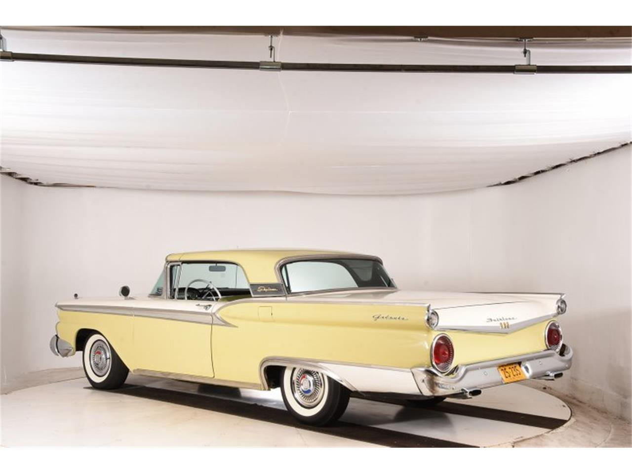Large Picture of '59 Ford Fairlane located in Volo Illinois - OTK2