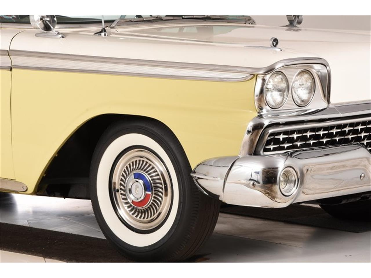 Large Picture of Classic 1959 Fairlane located in Volo Illinois Offered by Volo Auto Museum - OTK2