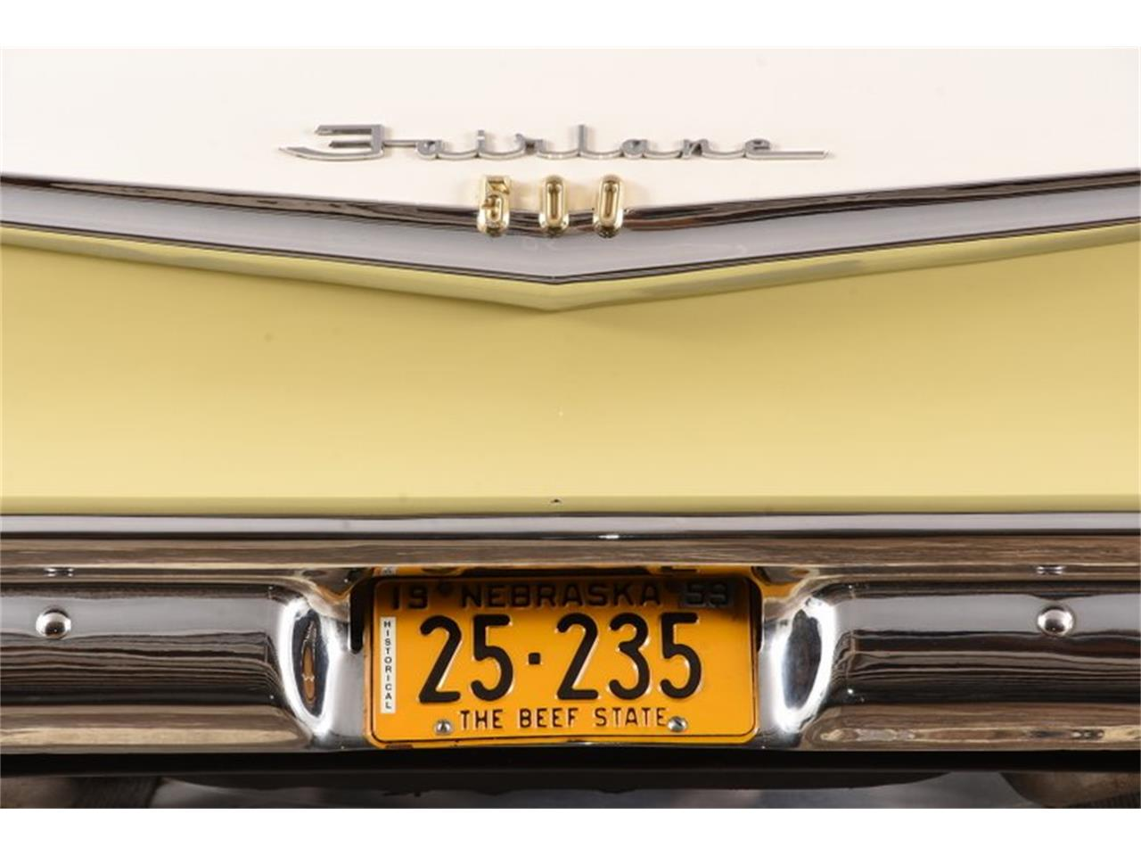 Large Picture of Classic 1959 Ford Fairlane Offered by Volo Auto Museum - OTK2