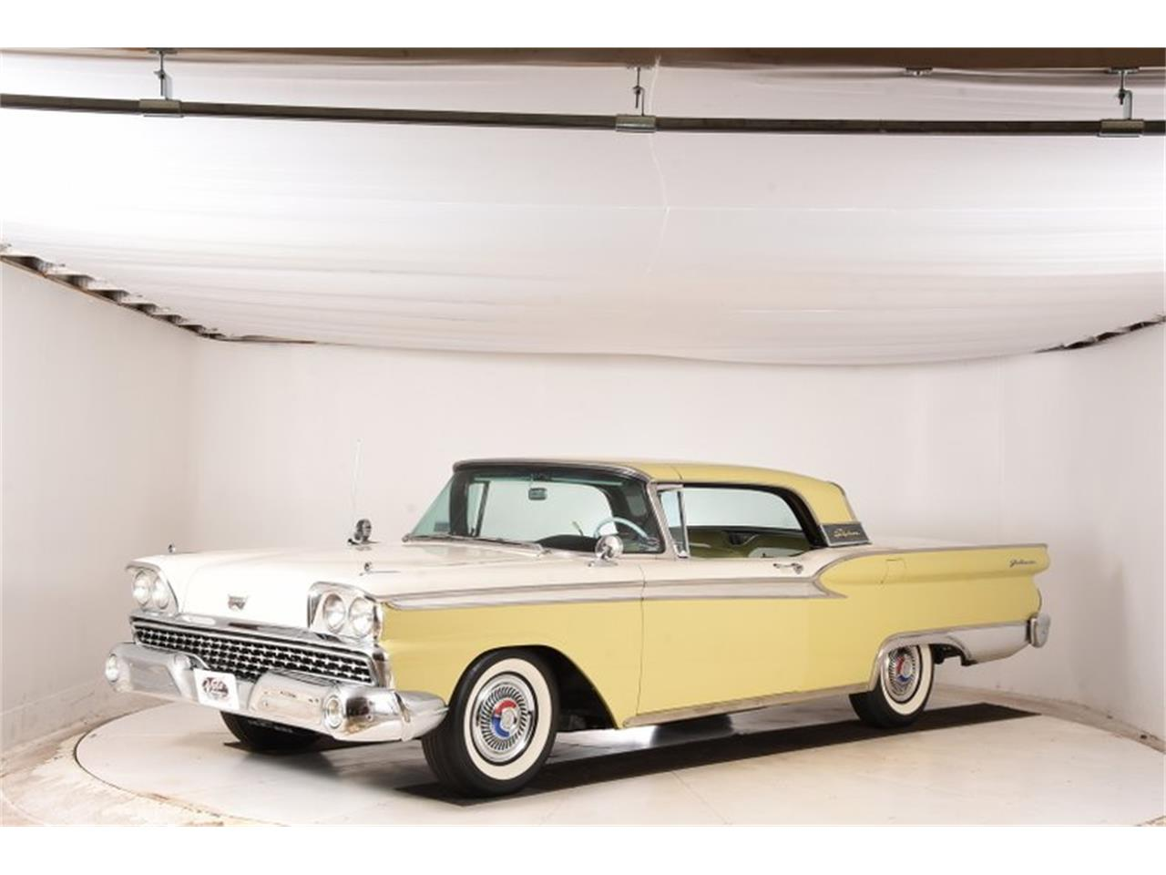 Large Picture of 1959 Fairlane Offered by Volo Auto Museum - OTK2