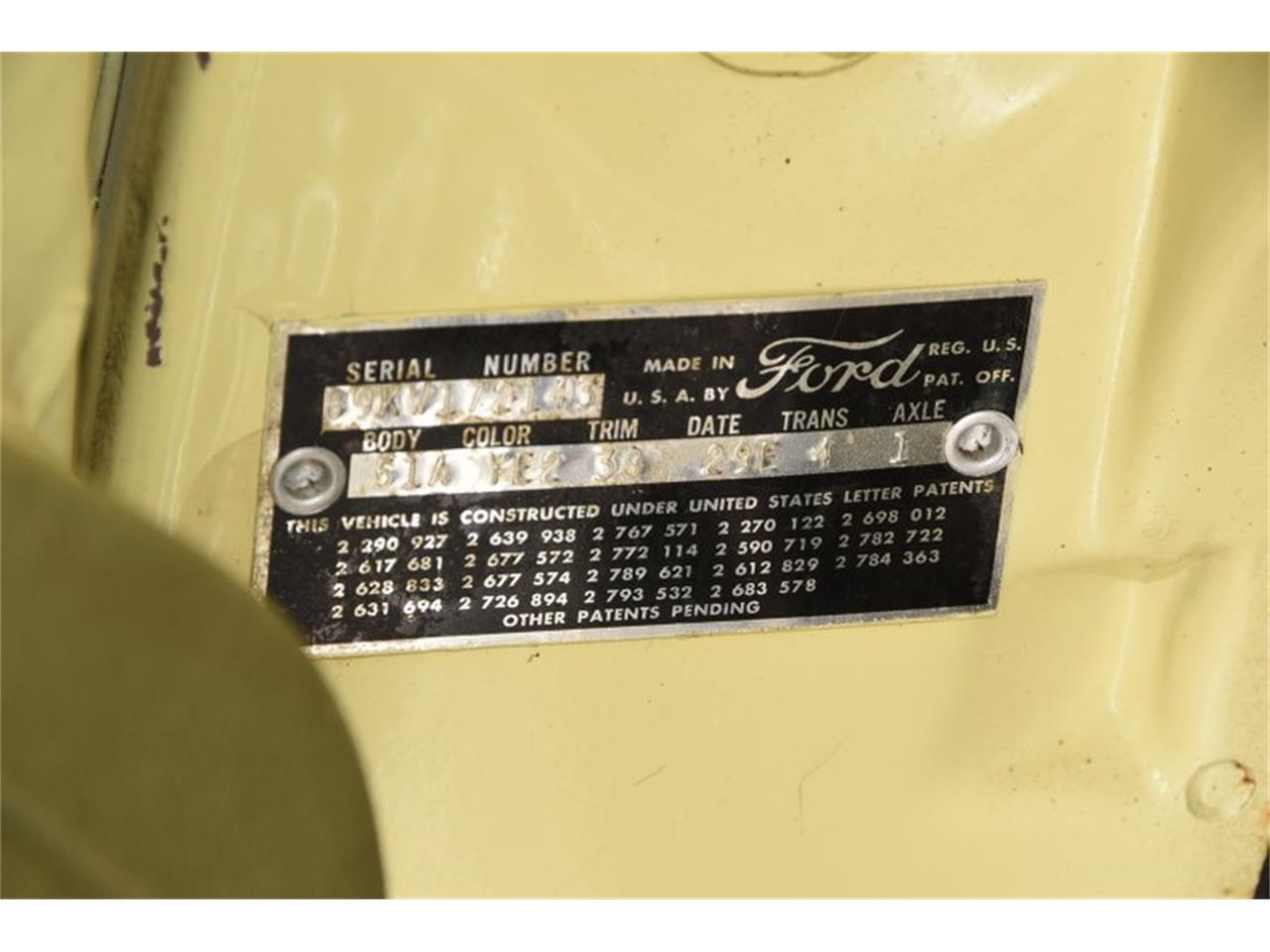 Large Picture of 1959 Ford Fairlane - $42,998.00 Offered by Volo Auto Museum - OTK2