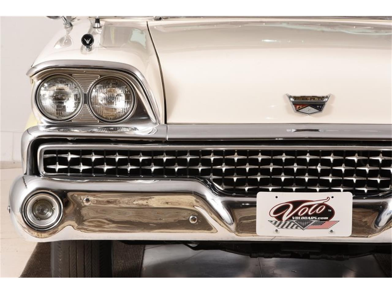 Large Picture of Classic 1959 Ford Fairlane located in Volo Illinois - $42,998.00 - OTK2