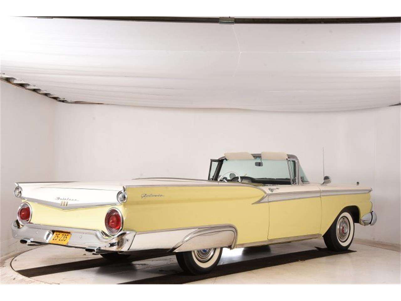 Large Picture of Classic 1959 Ford Fairlane located in Illinois Offered by Volo Auto Museum - OTK2