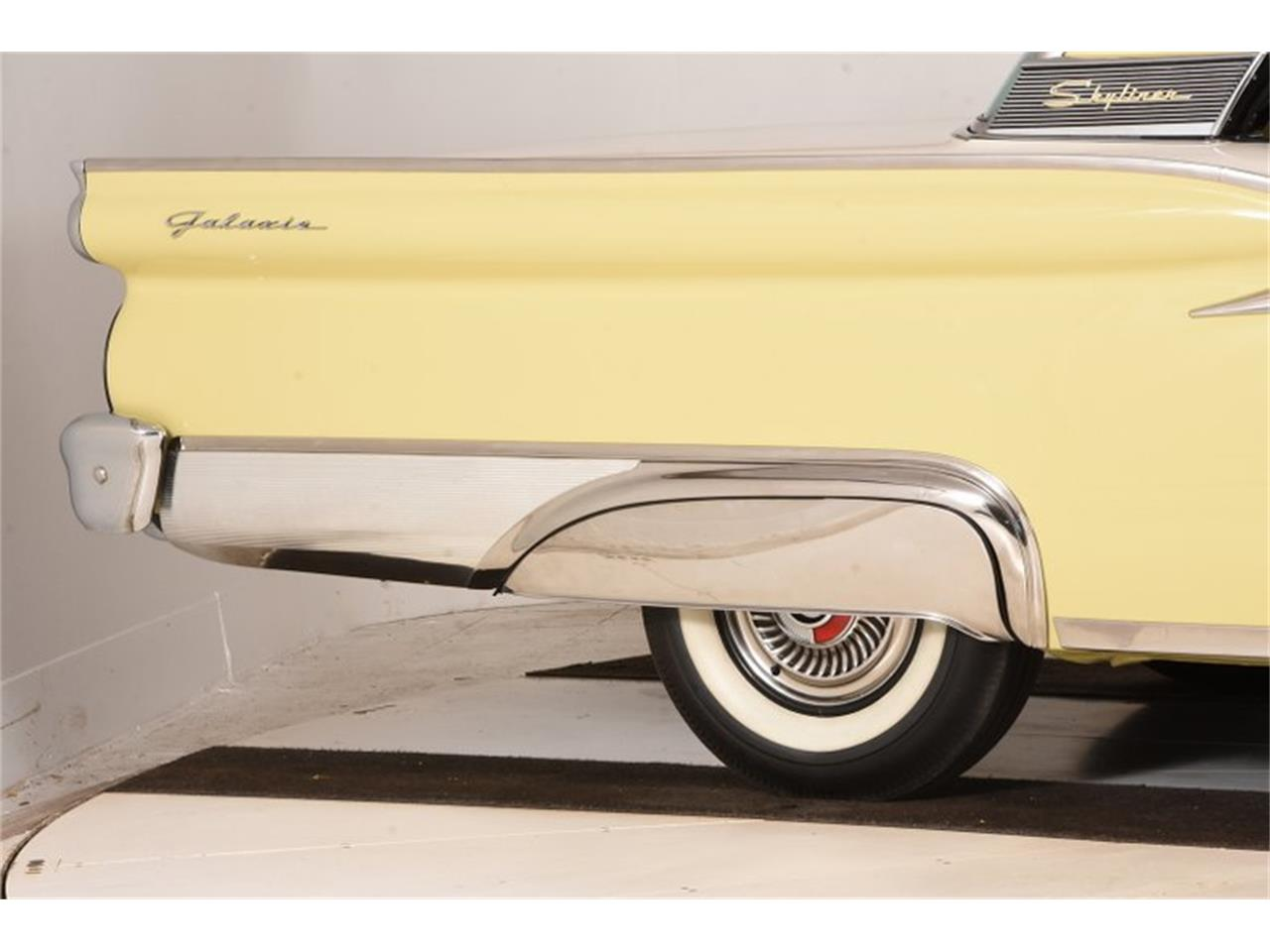 Large Picture of 1959 Ford Fairlane located in Volo Illinois - $42,998.00 Offered by Volo Auto Museum - OTK2