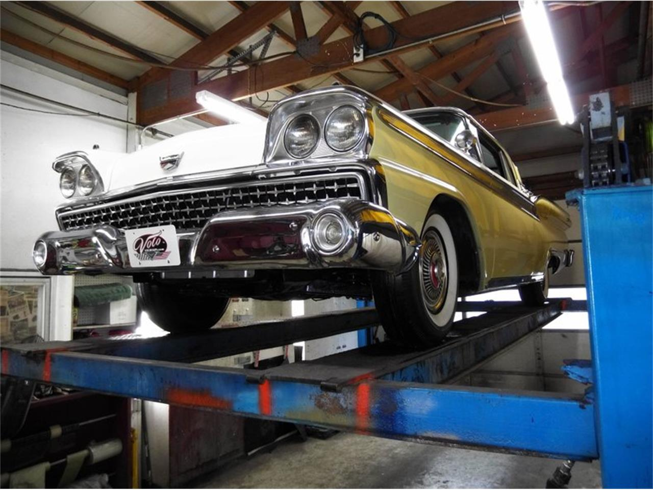 Large Picture of Classic 1959 Ford Fairlane - $42,998.00 - OTK2