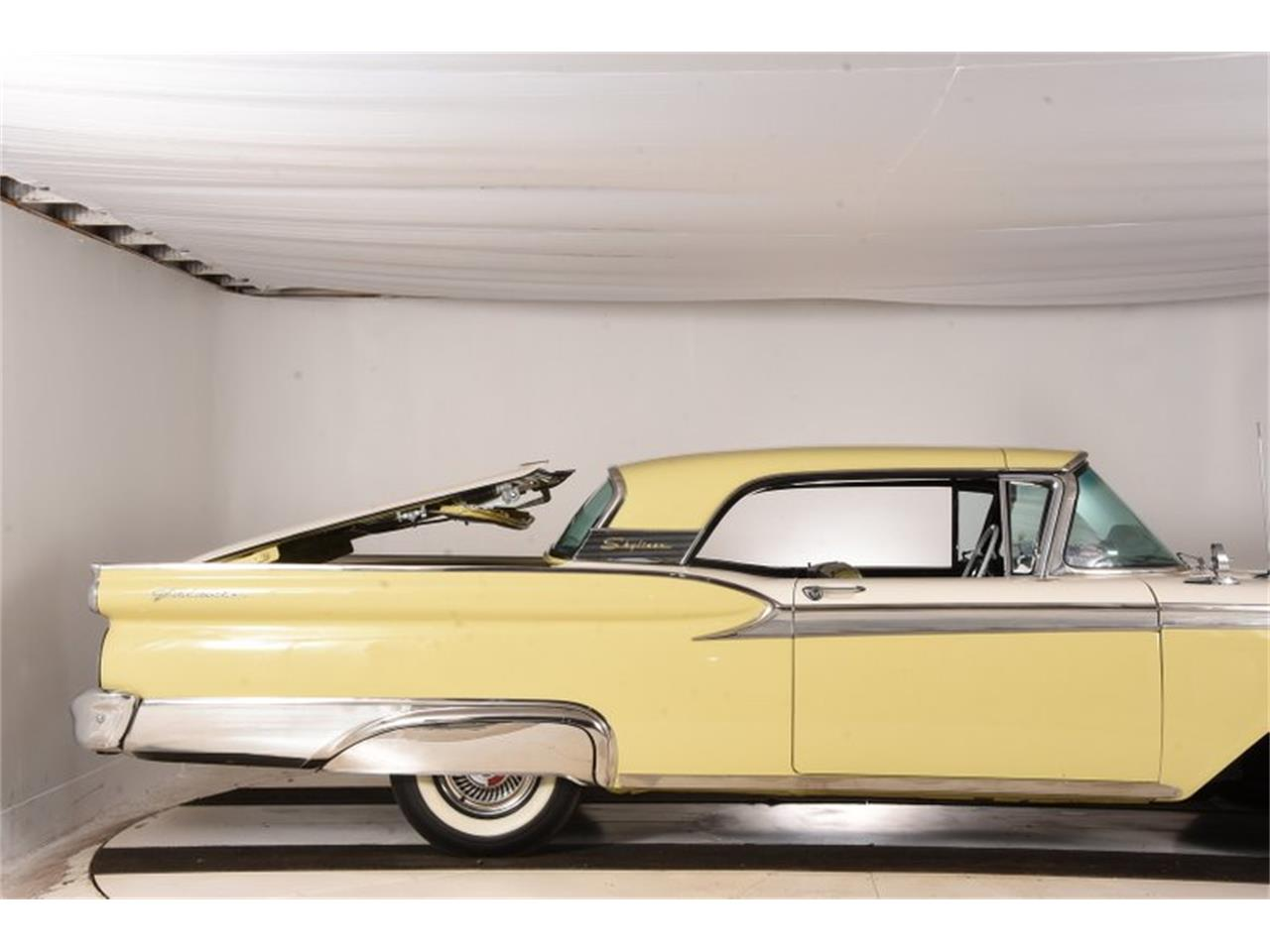 Large Picture of Classic '59 Fairlane located in Volo Illinois - OTK2
