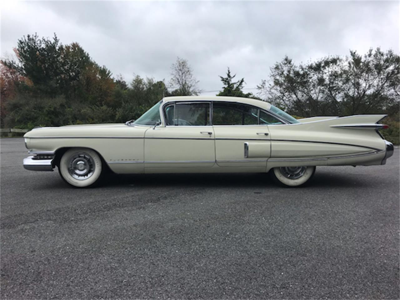 Large Picture of Classic '59 Cadillac Fleetwood located in Westford Massachusetts - $39,900.00 - ONYU