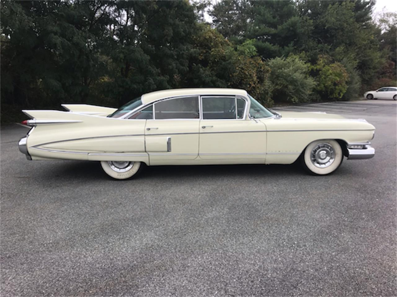 Large Picture of Classic '59 Cadillac Fleetwood - $39,900.00 - ONYU