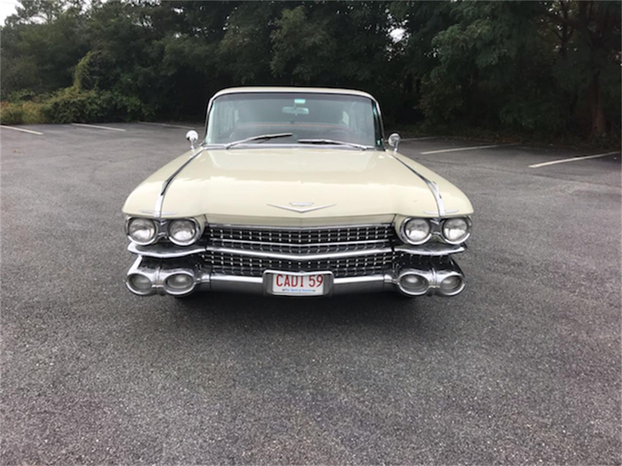Large Picture of 1959 Cadillac Fleetwood located in Westford Massachusetts - $39,900.00 - ONYU