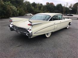 Picture of 1959 Cadillac Fleetwood located in Westford Massachusetts - $39,900.00 Offered by B & S Enterprises - ONYU