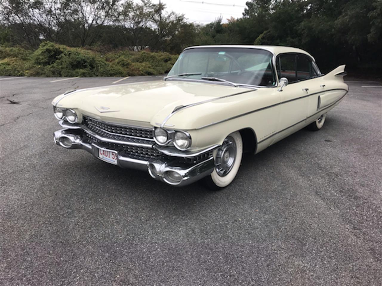 Large Picture of '59 Fleetwood - ONYU