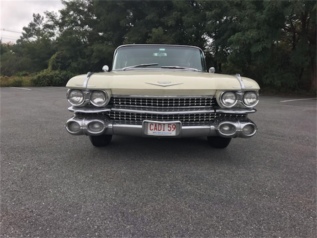 Large Picture of Classic 1959 Cadillac Fleetwood - ONYU