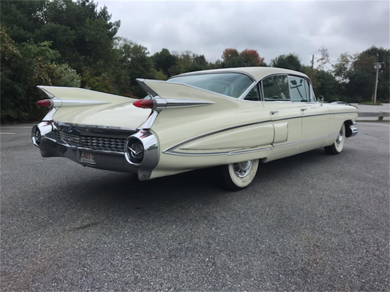 Large Picture of 1959 Cadillac Fleetwood - ONYU