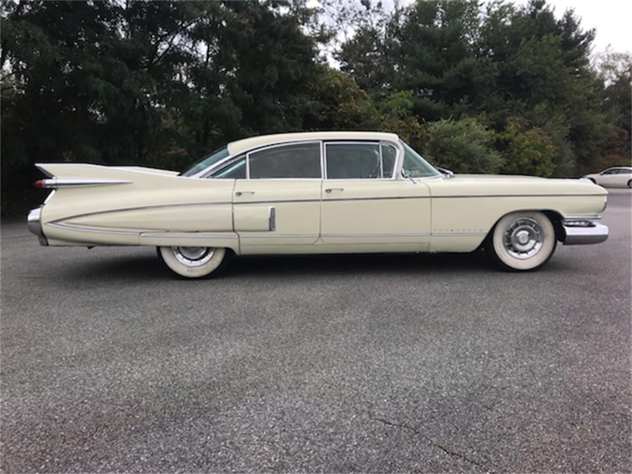 Large Picture of '59 Cadillac Fleetwood located in Massachusetts - ONYU