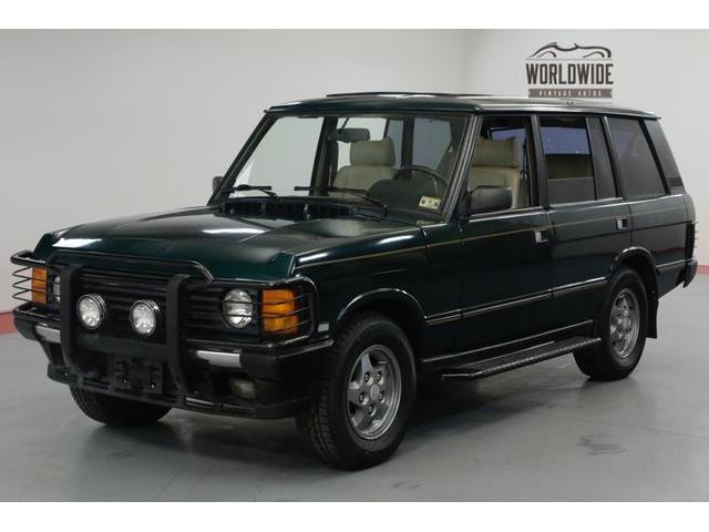 Picture of 1994 Range Rover Offered by  - OTKD