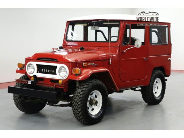 Picture of '70 Land Cruiser FJ located in Denver  Colorado Offered by  - OTKF