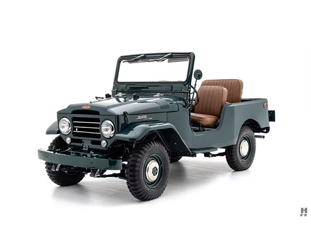 Picture of 1957 Toyota FJ25 - $69,500.00 Offered by  - OTL3
