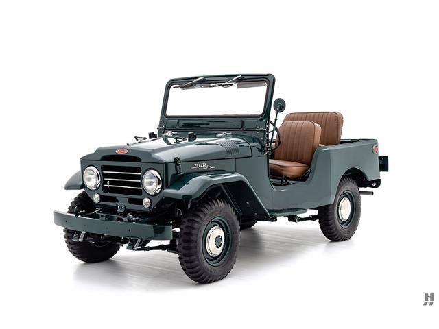 Picture of Classic 1957 Toyota FJ25 located in Missouri - $69,500.00 Offered by  - OTL3