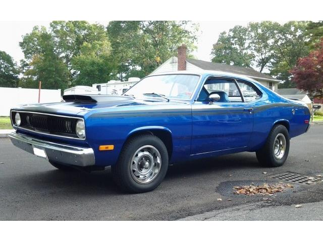 Picture of '72 Duster located in Hanover Massachusetts - $24,900.00 - OTLF