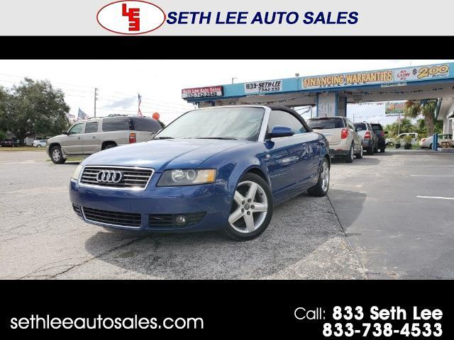 Picture of '04 A4 - OTLP