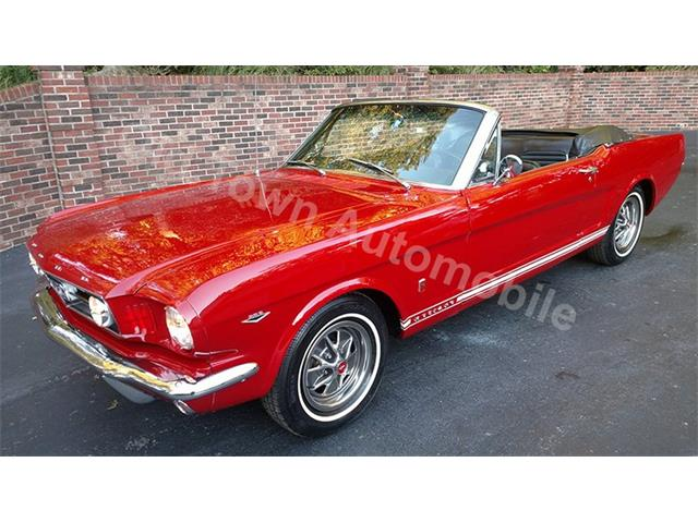 Picture of '66 Ford Mustang located in Maryland - $42,900.00 - OTMT