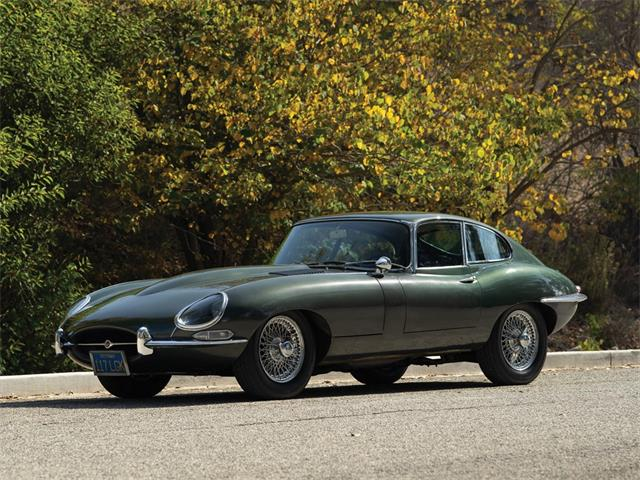 Picture of '66 E-Type Series 1 4.2-Litre Fixed Head Coupe - OTNA