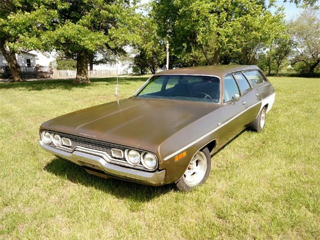 Picture of Classic '71 Plymouth Satellite located in Burlington Kansas Offered by  - OTNM