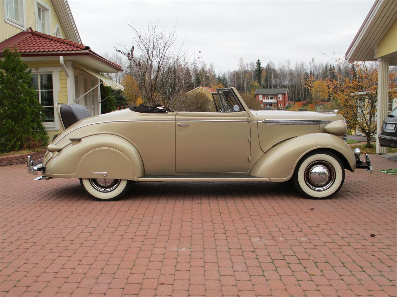 Large Picture of '37 Chrysler Royal located in Vantaa - OTNV
