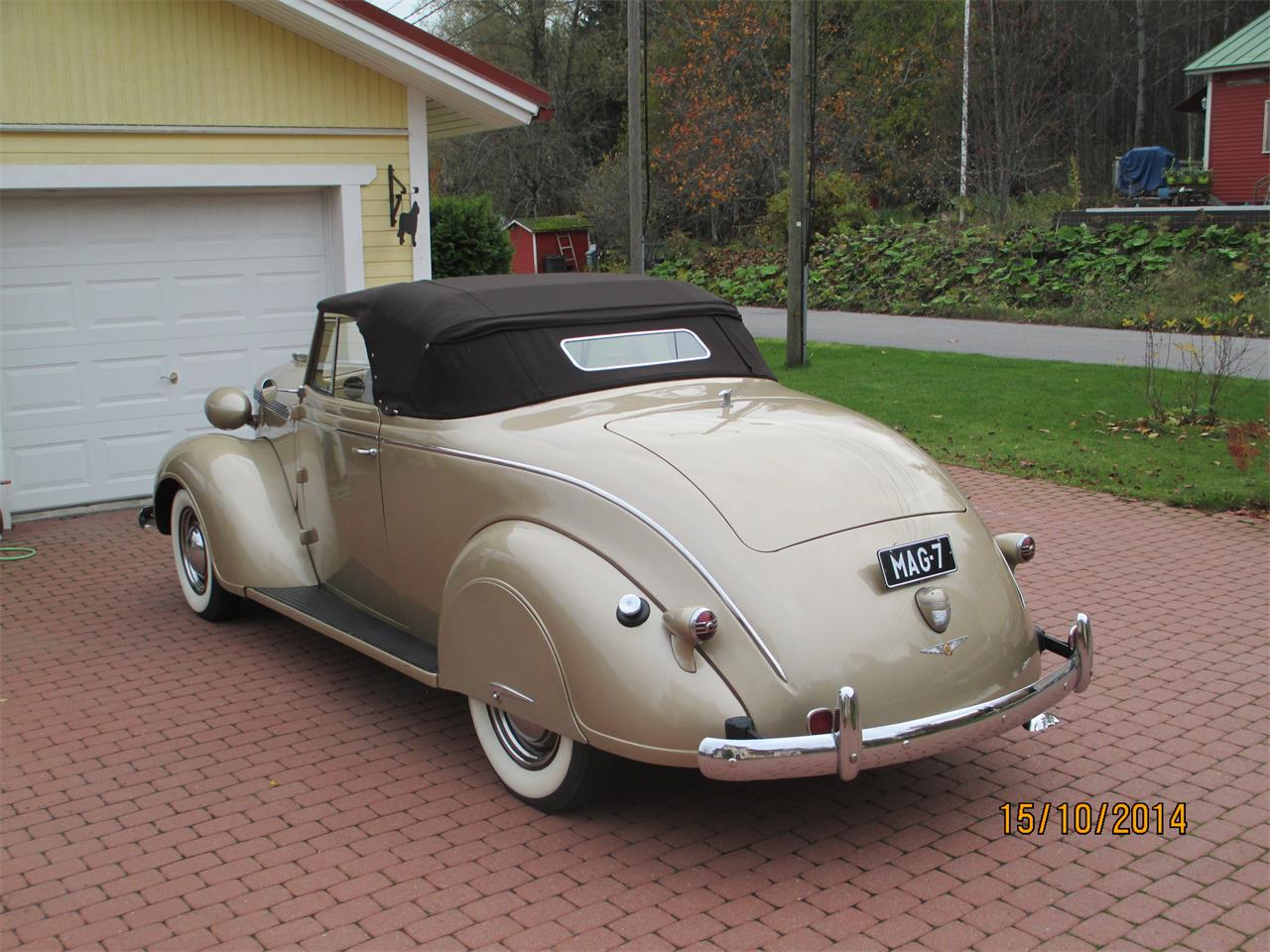 Large Picture of '37 Royal - $79,000.00 - OTNV