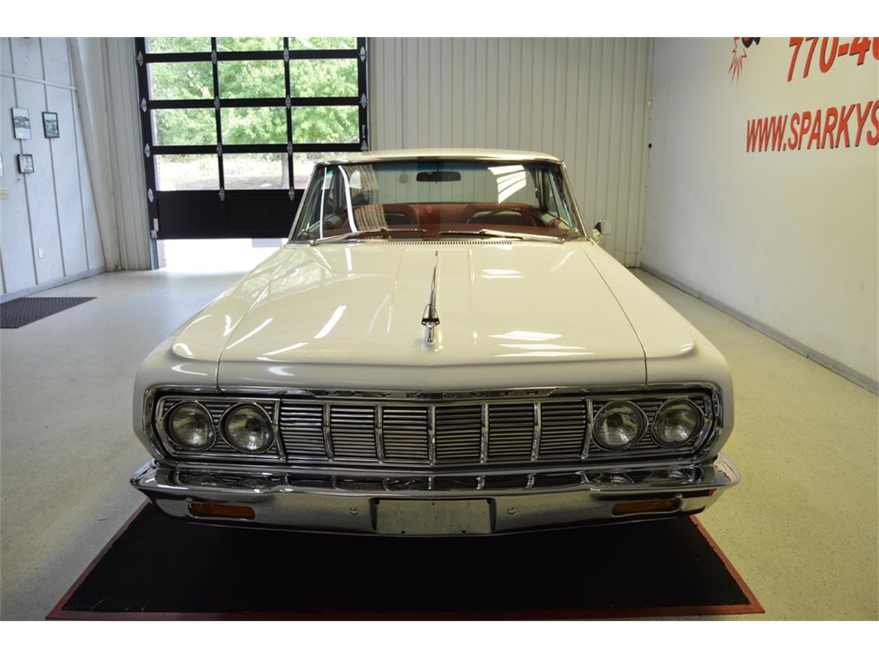 Large Picture of 1964 Plymouth Sport Fury - $46,900.00 Offered by Sparky's Machines - OTO0
