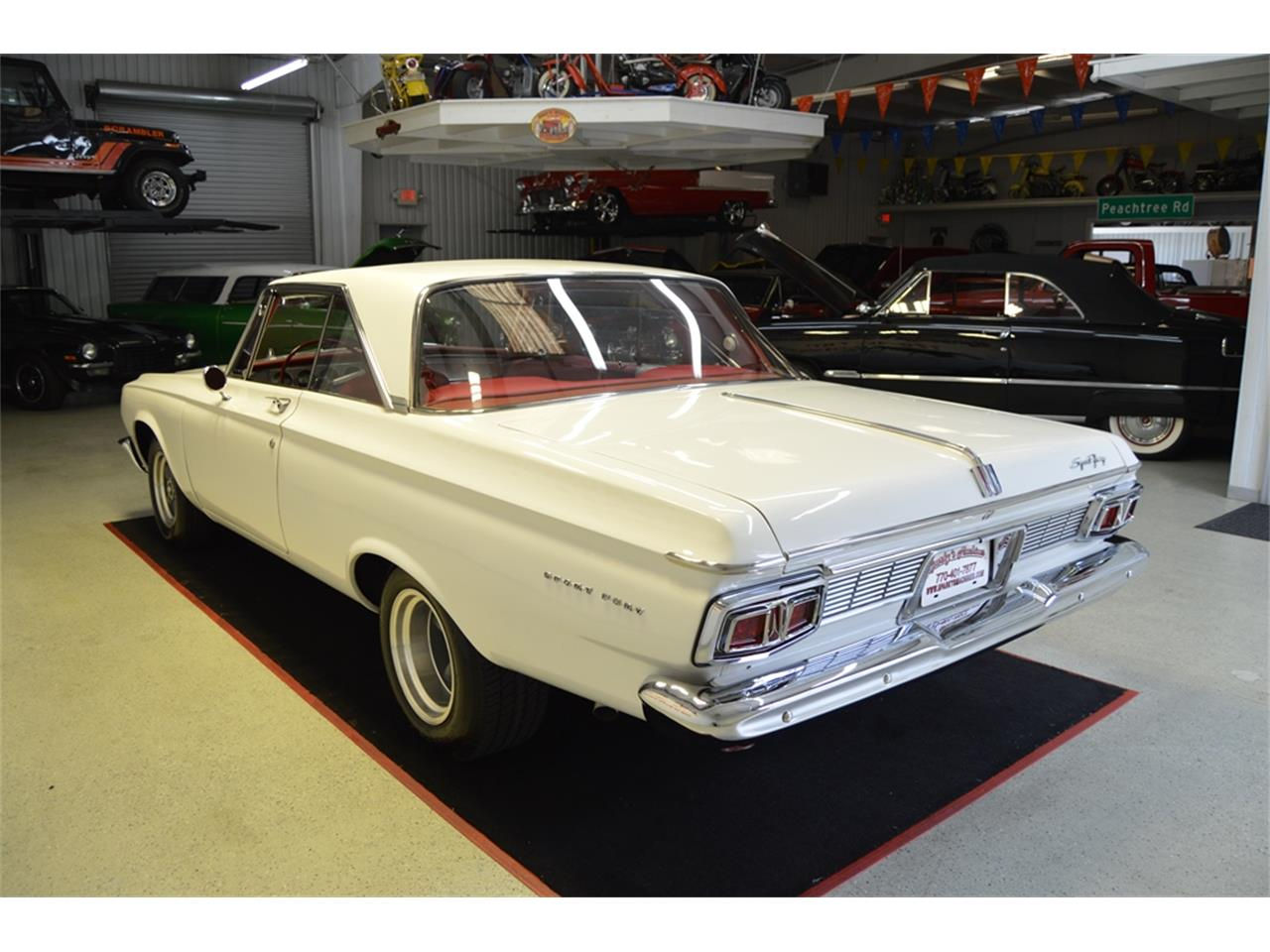 Large Picture of 1964 Plymouth Sport Fury located in Loganville Georgia - $46,900.00 - OTO0