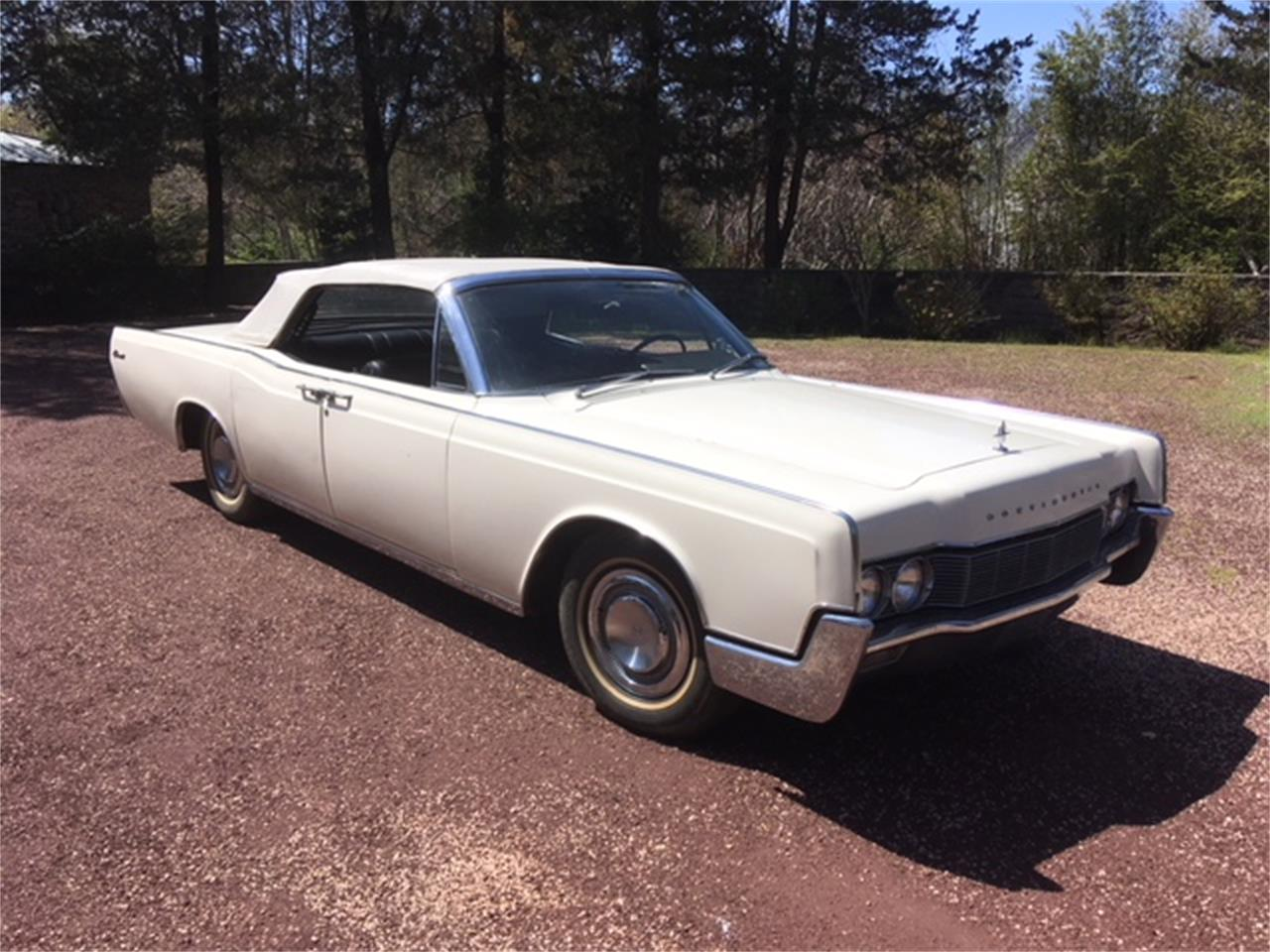 Large Picture of Classic 1967 Lincoln Continental located in Pennsylvania - $29,500.00 - OTOG